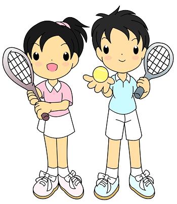 テニス・ジュニア選手育成プログラムの評判・トップイメージ